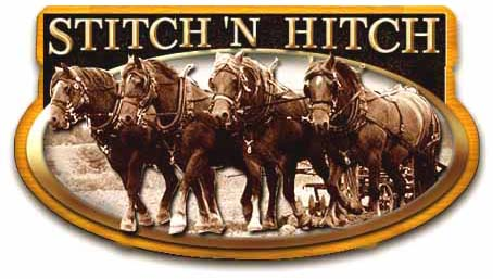 Stitch n Hitch Logo